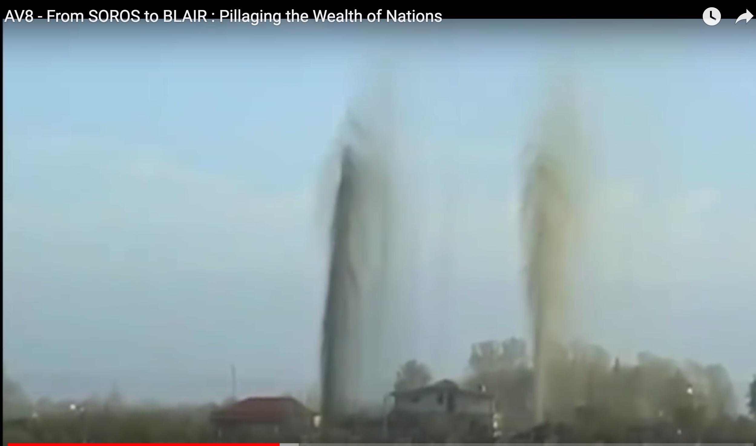 Fracking pollution