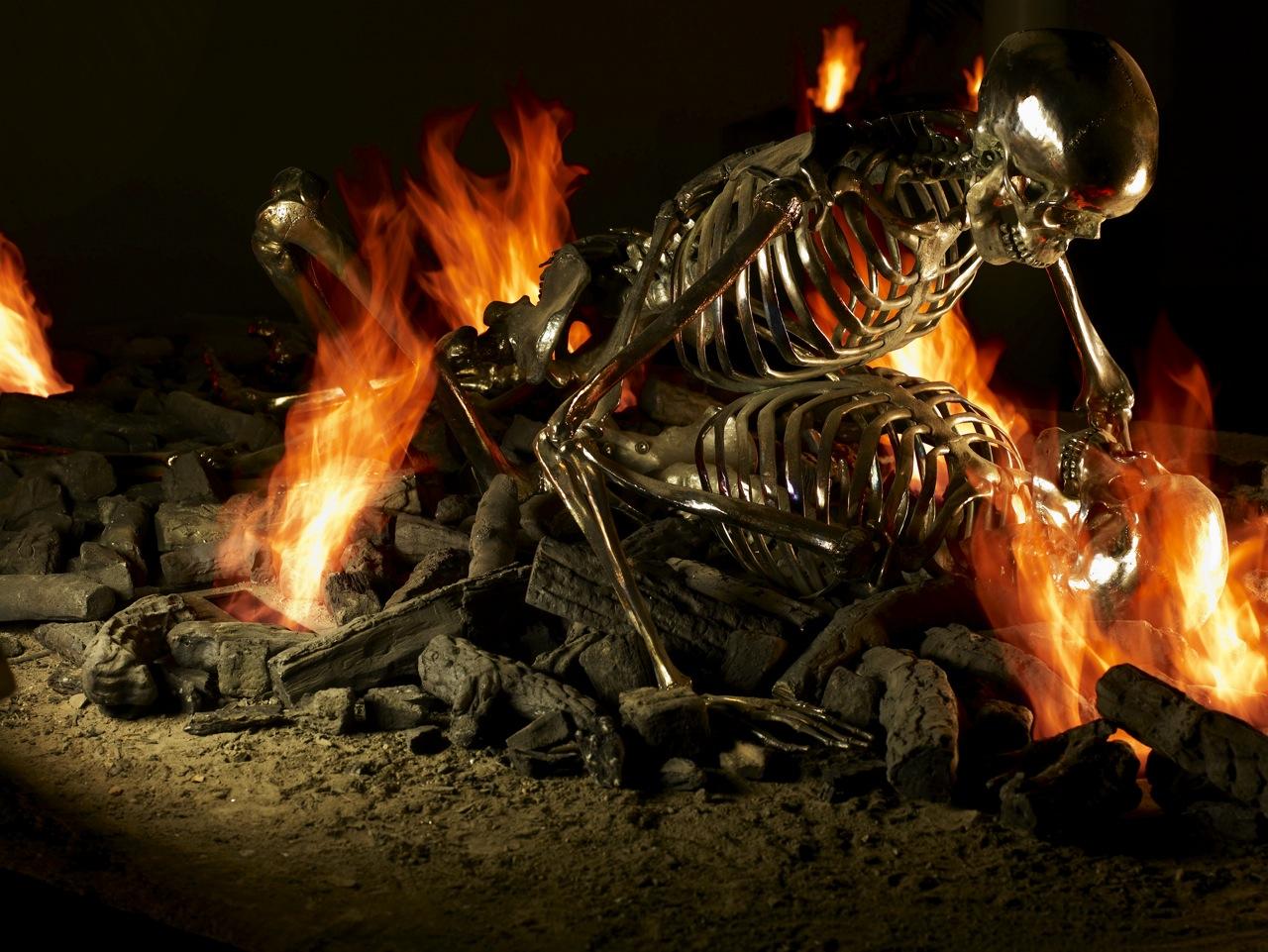 Marc Quinn satanic art